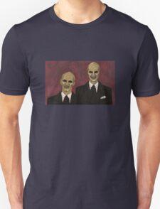 Hush - The Gentlemen - BtVS Unisex T-Shirt