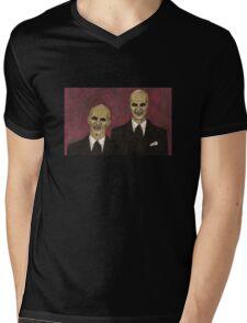 Hush - The Gentlemen - BtVS Mens V-Neck T-Shirt