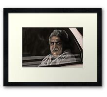 Sense & Sensitivity - Little Tony - Angel Framed Print