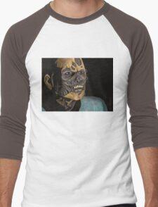 Hero - The Scourge - Angel Men's Baseball ¾ T-Shirt