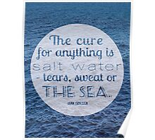 The Cure for Anything Poster