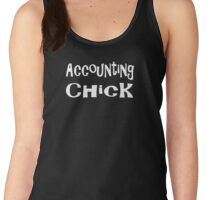 Accountant Women's Tank Top