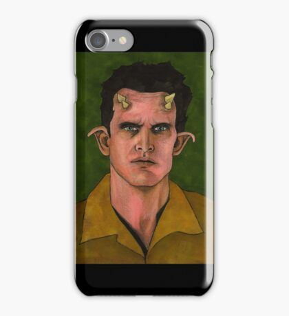 Parting Gifts - Angel iPhone Case/Skin