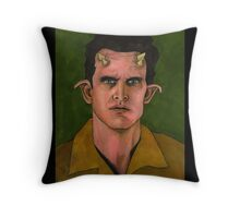 Parting Gifts - Angel Throw Pillow