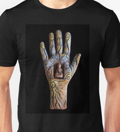 Solar Buddha Unisex T-Shirt