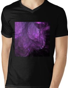The Ever-Changing and Always Staying Faces of The Stone People Mens V-Neck T-Shirt