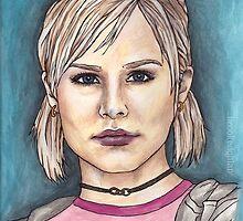 Veronica Mars by Brooke Donlan