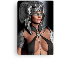 The Princess of Dunobia Canvas Print
