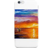 Lonely Sea — Buy Now Link - www.etsy.com/listing/213958226 iPhone Case/Skin