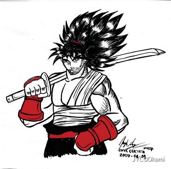 Mitsurugi Heishiro RBW by JYC00kami