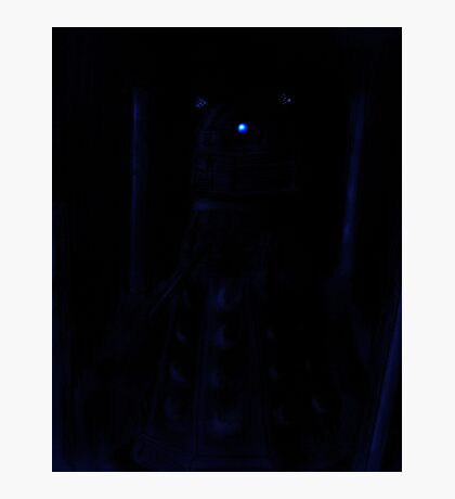 dalek! Photographic Print
