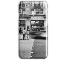 Rush hours. iPhone Case/Skin