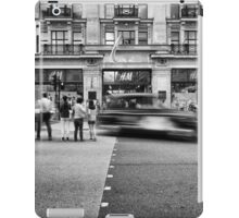 Rush hours. iPad Case/Skin
