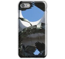 World War Two Memorial iPhone Case/Skin
