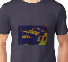 Turntables Unisex T-Shirt