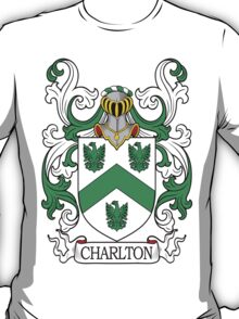 Charlton Coat of Arms T-Shirt