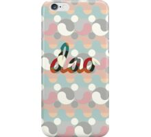 DAO iPhone Case/Skin