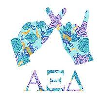 Alpha Xi Delta by MorganMcHugh