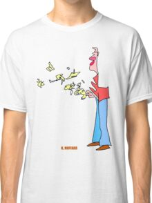 Bird Man Classic T-Shirt
