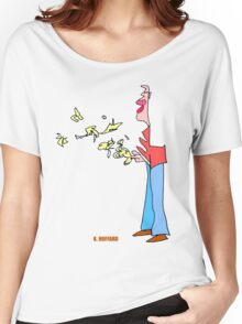 Bird Man Women's Relaxed Fit T-Shirt