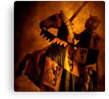 Sir Lancelot Canvas Print