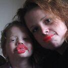 lip smack by gypsykatz