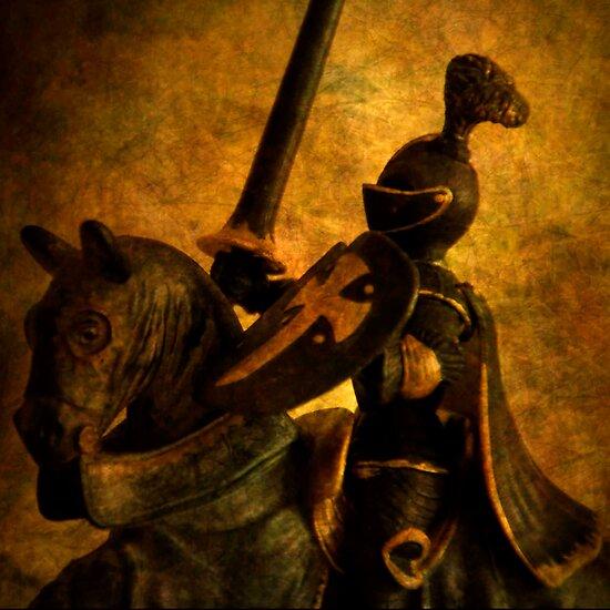Sir Tristram by Lou McGill