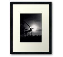 Archer Framed Print