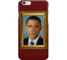 Cage for President iPhone Case/Skin
