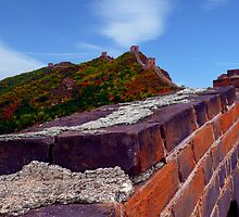 Great Wall Towers by Marc-Pierre Lubas