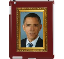 Cage for President iPad Case/Skin