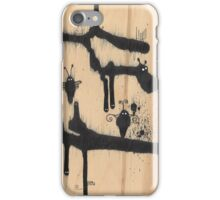 The Woods Have Eyes iPhone Case/Skin