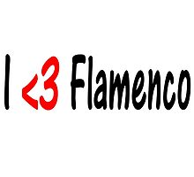 Flamenco  by greatshirts