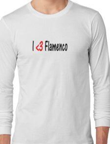 Flamenco  Long Sleeve T-Shirt