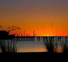 Gump Sunset by Jonicool