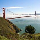 San Fransisco Golden Gate Bridge by TimCatteraPhoto