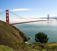 San Fransisco Golden Gate Bridge by TimCatteraPhoto