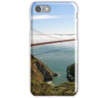 San Fransisco Golden Gate Bridge iPhone Case/Skin