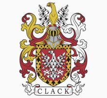 Clack Coat of Arms Kids Clothes