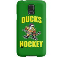 Ducks Hockey Samsung Galaxy Case/Skin
