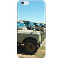 Landrovers iPhone Case/Skin