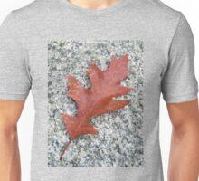 A Fallen Leaf Unisex T-Shirt