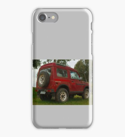 Old Holden Drover iPhone Case/Skin