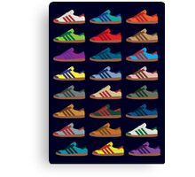 Kicks 2 Canvas Print