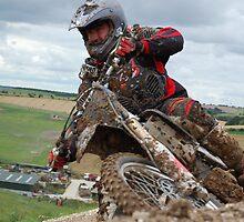 Ashdown Motocross Berm by MikeTheYokel