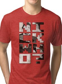 Scarface - Coke, and Clothing. Tri-blend T-Shirt