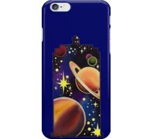space tardis iPhone Case/Skin