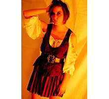 Pirate most wanted Photographic Print