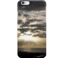 Early sunrise iPhone Case/Skin