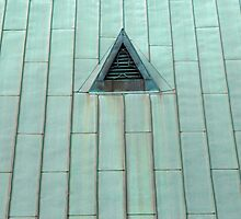 Copper Roof  by Ethna Gillespie